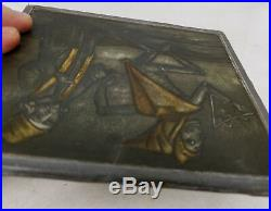 Antique Fine Exceptional Gothic Medieval Style Stained Glass Window Memento Mori