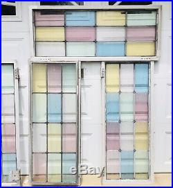 Stained Glass Windows Architectural Salvage (price = one window) Green House